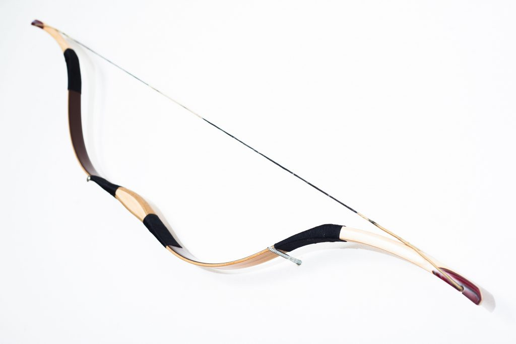 Laminated Hungarian recurve bow