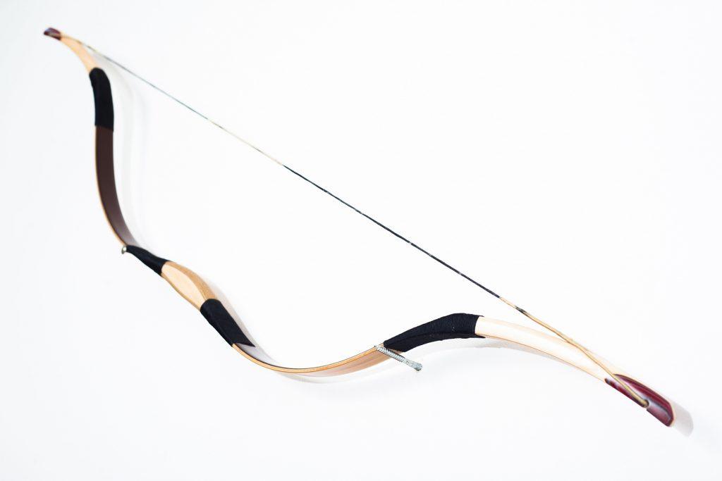 Laminated Hungarian recurve bow