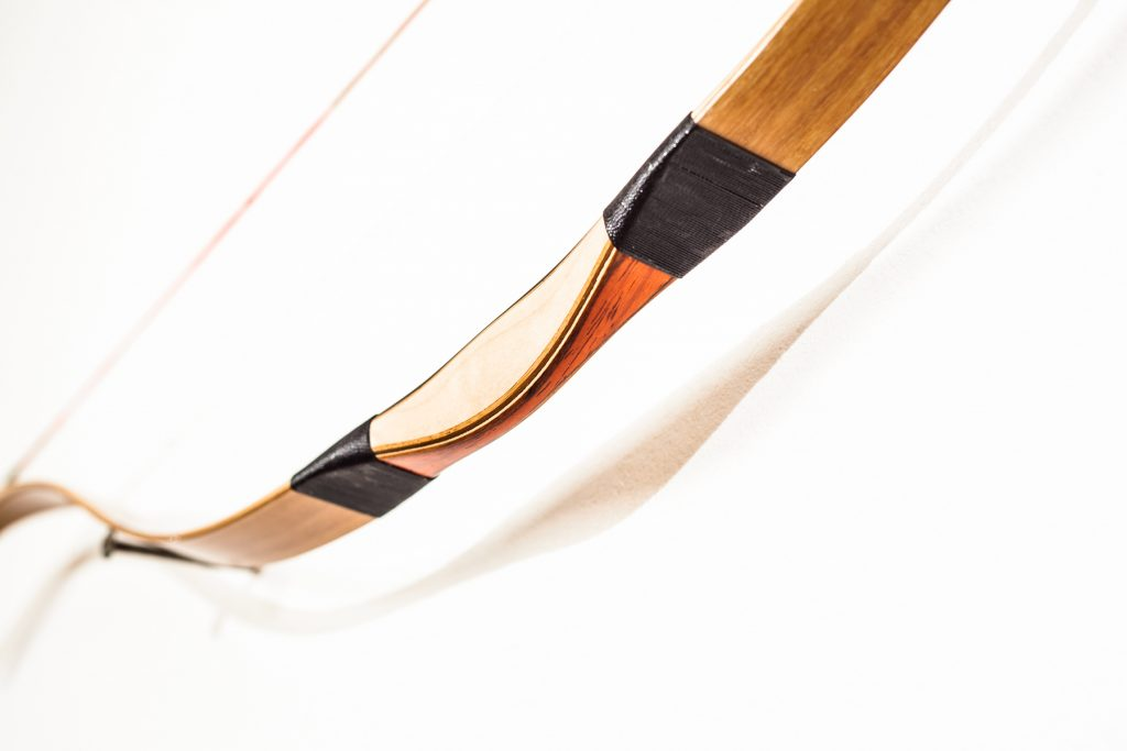 Laminated Turkish recurve bow