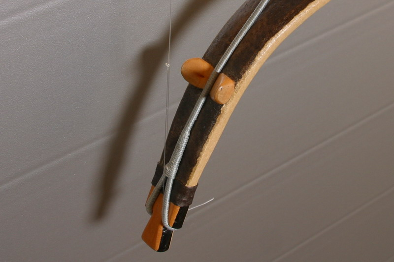 Base Skythian recurve bow